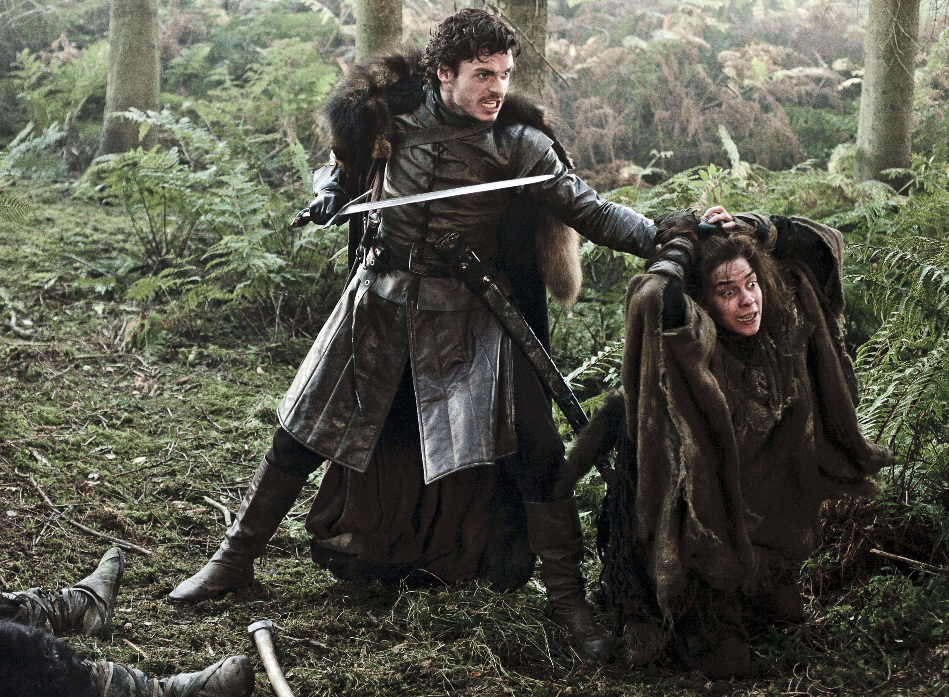 Robb Stark Season 1