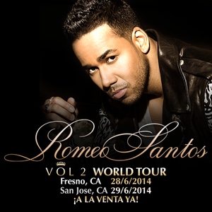 Romeo Santos | Formula Vol. 2 Tour 29 De Junio SAP Center de San Jose Boletos : https://bit.ly/Romeo