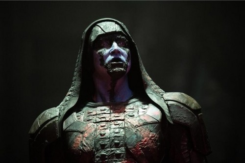 Guardians of the Galaxy 바탕화면 with a breastplate called Ronan The Accuser