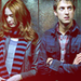 Rory and Amy icons - amy-and-rory icon