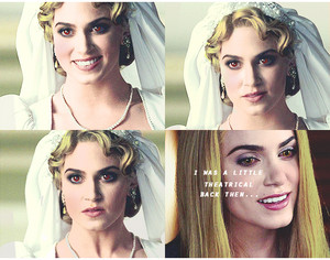 "Rosalie,Eclipse ""I was a little theatrical back then"""