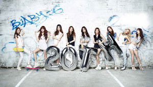 SNSD 20th anniversary wallpaper