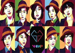 SNSD fan Art