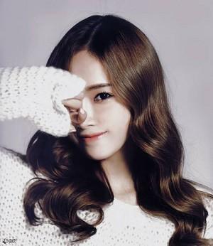 SNSD Jessica 2014 calender