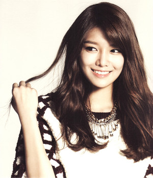 SNSD Sooyoung 2014 Calender