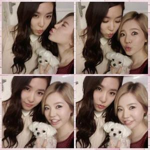 SNSD Sunny w/ Tiffany