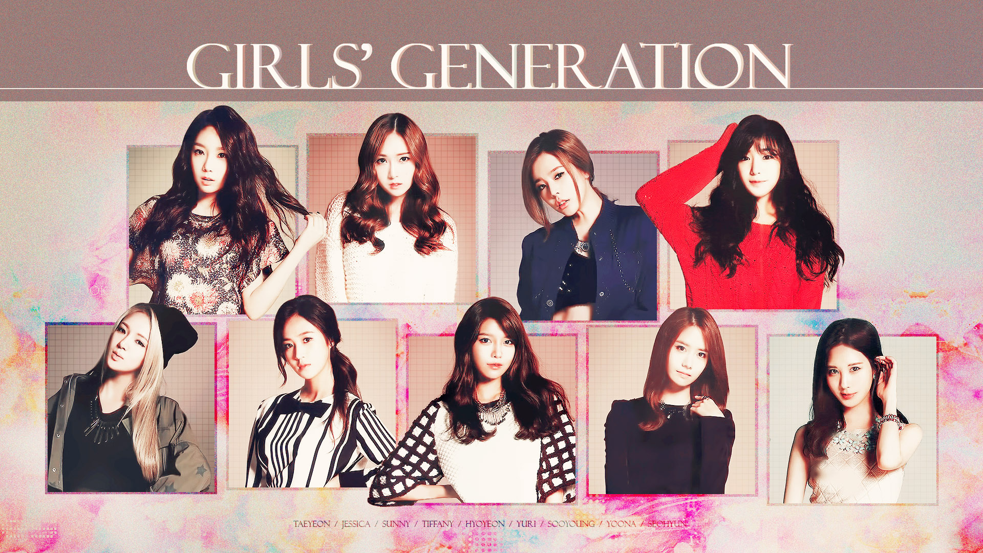 Girls Generation/SNSD images SNSD wallpaper HD wallpaper and ...