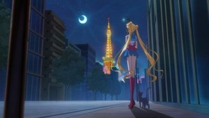 Sailor Moon Crystal - New Stills