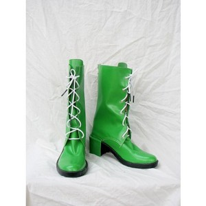 Sailor Moon Jupiter Cosplay Boots