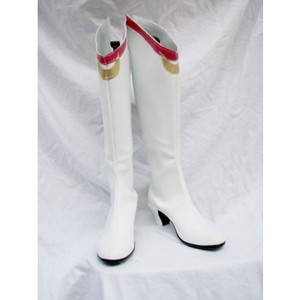 Sailor Moon Usagi Tsukino Cosplay Boots Shoes