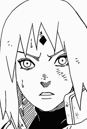 Sakura/Naruto 망가