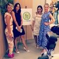 Sarah at Rebecca Taylor's Little White Dress Collection Launch, LA (June 12th, 2014) - sarah-michelle-gellar photo