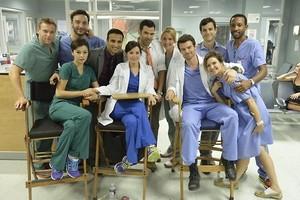 Saving Hope - Doctors