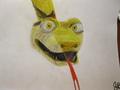 Savio the snake - penguins-of-madagascar fan art