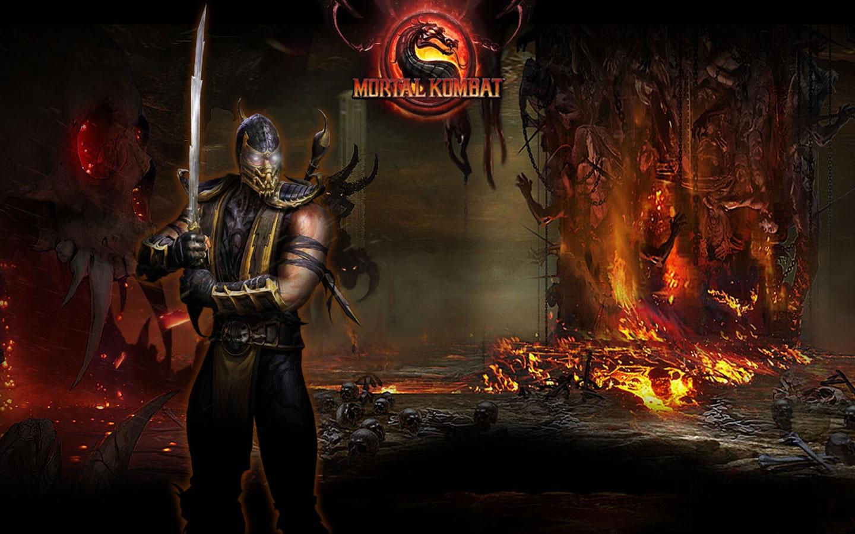 mortal kombat images scorpion: mortal kombat hd wallpaper and