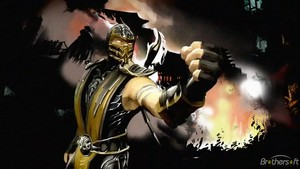 Scorpion: Mortal Kombat