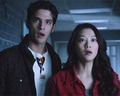 Scott and Kira. Shocked.