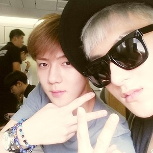 Sehun 140628 Instagram Update: ✈✌