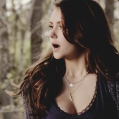 Sexy Nina as Elena Gilber