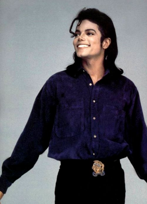 Sexy and Happy MJ