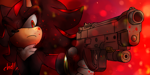 Shadow's about to kill someone