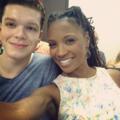 Shanola and Cameron