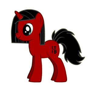 She-Devil pony (My version)