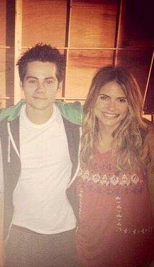 Shelley and Dylan (Stalia)