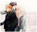 Sherlock Holmes and John Watson - sherlock fan art