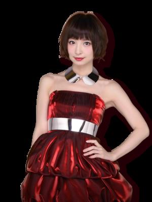 Shinoda Mariko in Team Surprise
