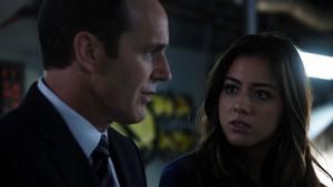 Skye and Coulson - Repairs