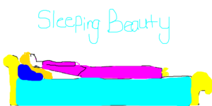 Sleeping Beauty door Inspi32
