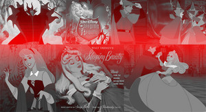 Sleeping Beauty Collage