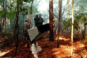 Sleepy Hollow - Filming Season 2