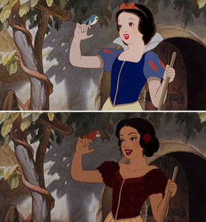 Snow White reimagined