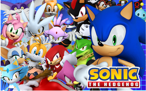 Sonic Characters including Jinx