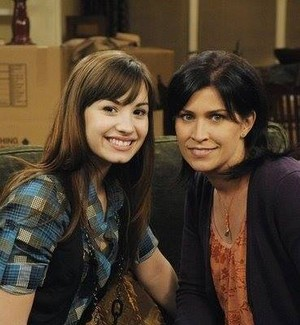 Sonny and her mother