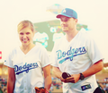 Sophia Bush and Jesse Lee Soffer