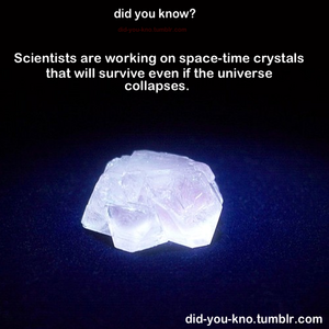 Space-Time Crystals