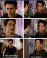 Stiles and Scott  - teen-wolf photo