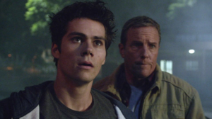 Stiles and the sheriff