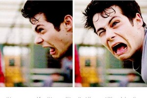 Stiles faces after doing running