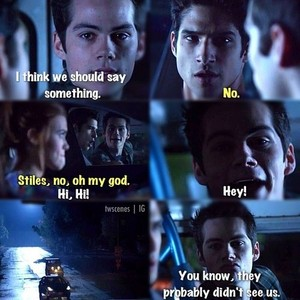 Stiles. no. oh my god