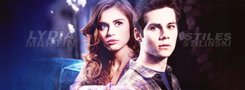 Teen Wolf wallpaper probably with a portrait called Stydia so cute!