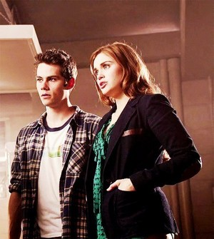 Stydia stiles and lydia