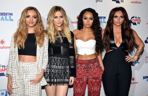 Summertime ball photocall