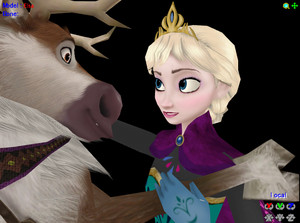 Sven and Elsa