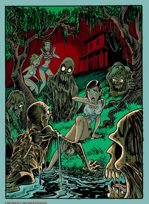Swamp Rot