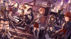Sword Art Online 2 Fanart