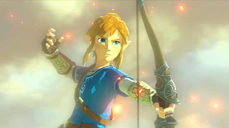 The Legend of Zelda Wii u TLoz wii u
